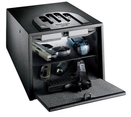 Gunvault GVB2000 Multi Vault Biometric Gun Safe from GunVault
