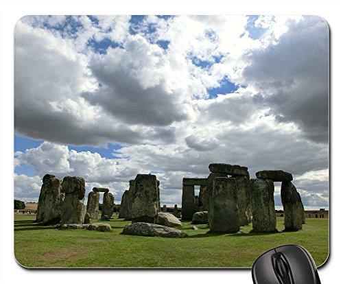 Mouse Pad - Stonehenge England United Kingdom Place Of - Uk Epacket Tracking