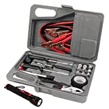 Performance Tool W1556 Commuter Emergency Roadside Safety Tool Kit