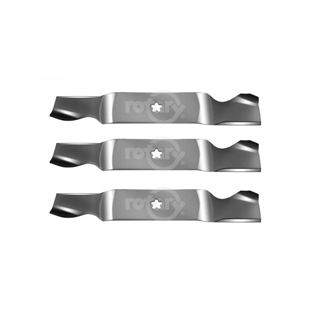High Lift Replacement Blade For Craftsman, Poulan, Husqvarna Blade Number 187254, 187256, 532187254, 532187256