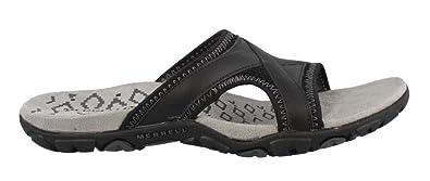 Merrell Women's, Sandspur Delta Slide Sandals Black ...