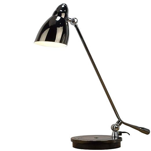 Aprendizaje Lámpara de escritorio LED Arquitecto Brazo oscilante ...
