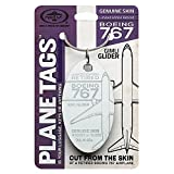 PlaneTags by Motoart Boeing 767 Gimli Glider: Tail Number 604