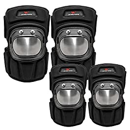 4Pcs Knee Elbow tector Set Motorcycle Elbow and Knee Pads tection Guard for Motocross Cycling Skateboard Scooter