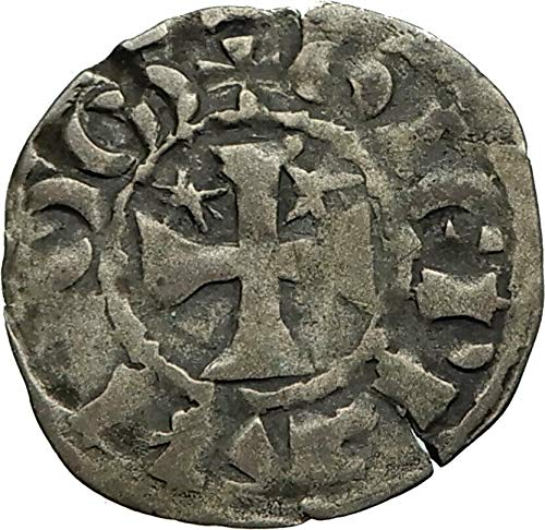 1000 FR 1093AD FRANCE Medieval Feudal French Antique Anci coin Good Uncertified