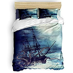 51ML5D2MWlL._SS300_ Nautical Bedding Sets & Nautical Bedspreads