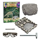 winemana Dinosaur Excavation Kit for Kids, Dino Fossil Dig Kit s Dinosaur Skeleton for Children s Excavation Science Education DIY Toys (Diplodocus)