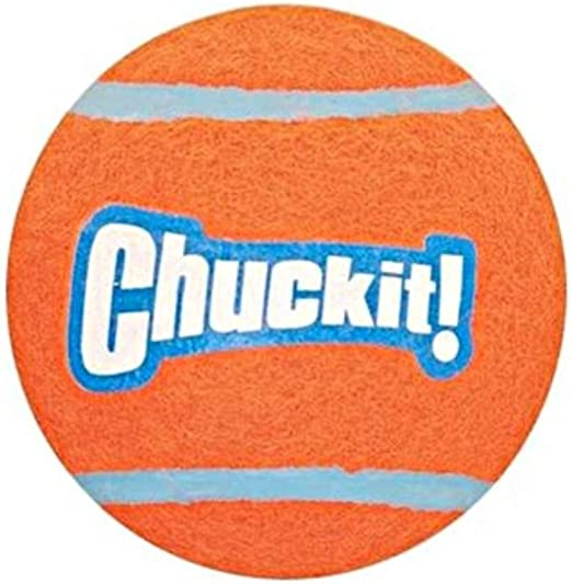 Chuckit! -Pelota de Tenis: Amazon.es: Productos para mascotas