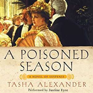 A Poisoned Season Audiobook