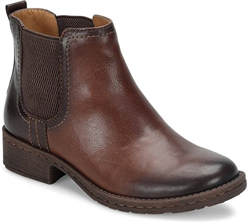 Bridle Brown Footwear - Comfortiva Salara Bridle Brown Wild Steer Women's Boots
