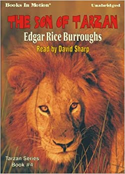 ??PDF?? The Son Of Tarzan By Edgar Rice Burroughs (Tarzan Series, Book 4) From Books In Motion.com. saber afecta Rioja Athletic perfil Virtual 51ML6u6HfEL._SY344_BO1,204,203,200_