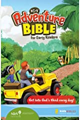 Adventure Bible for Early Readers, NIrV Paperback