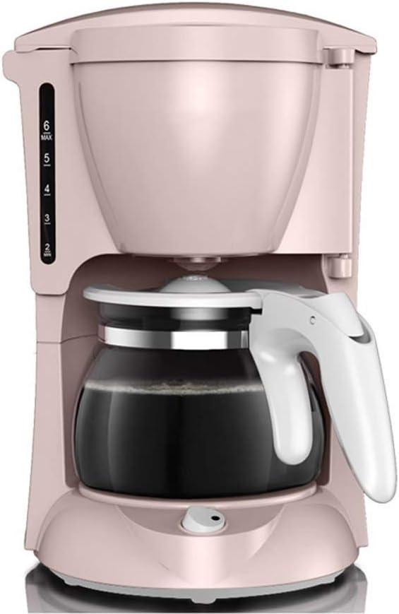 La cafetera eléctrica filtro, molinillo de café, 5 de tazas de ...
