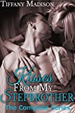 kisses from my stepbrother a forbidden billionaire romance the complete series