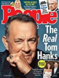 People Magazine December 9th, 2019. Tom Hanks Cover; NO MAILING LABELS