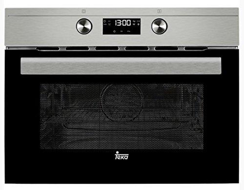 Teka MCS 32 BIH Integrado 32L 1000W Negro, Acero inoxidable ...