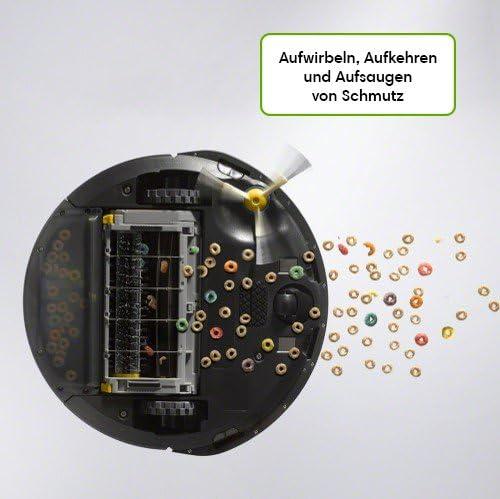 iRobot ROOMBA 696 Robot Aspirador Inteligente con Control Remoto Y ...