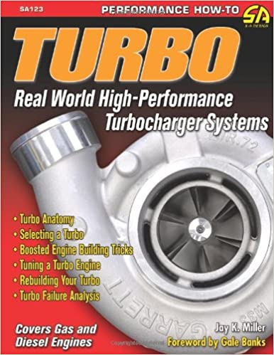 Turbo: Real World High-Performance Turbocharger Systems S-A Design: Amazon.es: Jay Miller: Libros en idiomas extranjeros