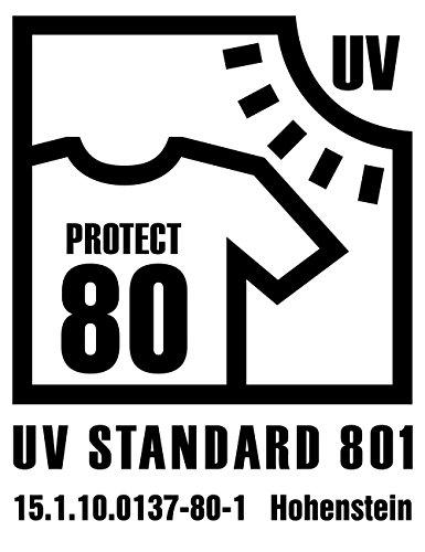 iQ donna 300 Fasciatoio da nbsp;Beach sofferenza bianco vestito spiaggia UV per Company Dress r6TprY