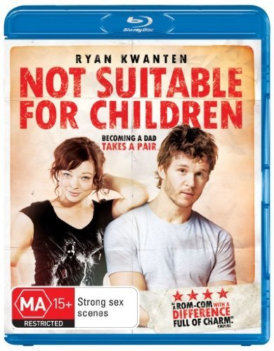 Not Applicable for Children [Blu-ray]