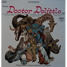 """LP The Great Doctor Dolittle Songs The """"Bugs"""" Bower Orchestra & Chorus"""