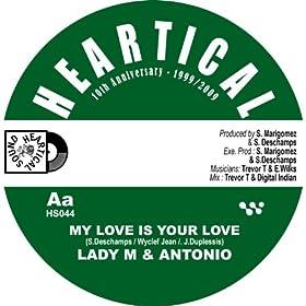 Antonio - Your Love Is My Love