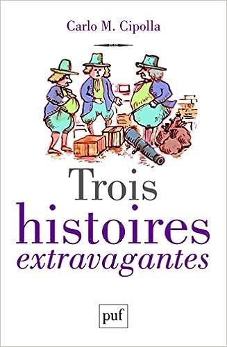 Livres Trois histoires extravagantes pdf