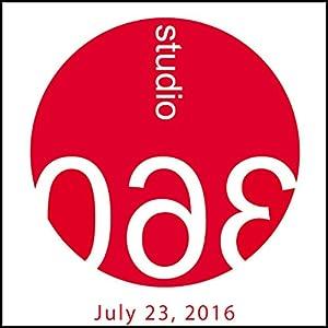 Studio 360 (English): Viggo Mortensen, Diane Arbus, & Perfecting a British Accent Radio/TV von Kurt Andersen Gesprochen von: Kurt Andersen