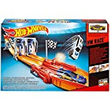 Hot Wheels Action 4-10 Super Launch Speed Trak, Multi Color