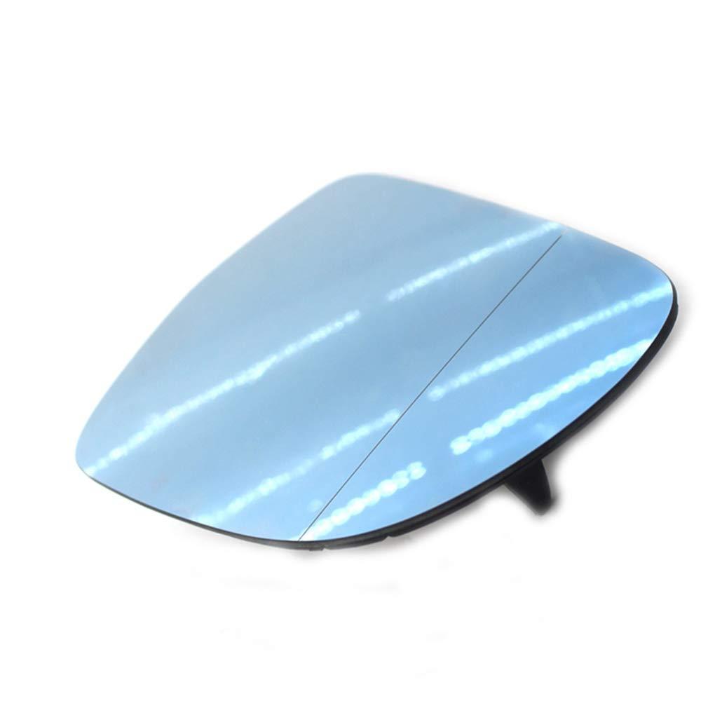 Bomcomi Lado Izquierdo Calefacci/ón Espejo retrovisor de Cristal del Espejo del Lado del Conductor de Recambio para para Audi A4 B8 C6 2009-2012 8T0857535E 4F0857535AF