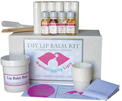 Natural Lip Balm At Home - 3