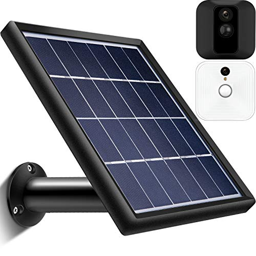 Solar Panel Compatible Blink