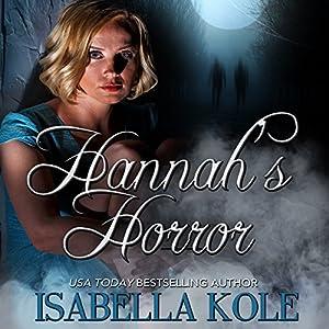 Hannah's Horror Audiobook