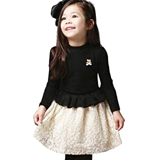 59dcc2166095e  セウルブルウ  幼児 女の子 ワンピース ドレス 長袖 可愛い キッズ ジュニア 子供服 フォーマル イベント 誕生