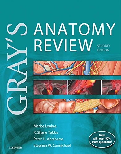Gray's Anatomy Review Pdf