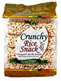 Jayone Crunchy Rice Snacks, Honey Ginger, 2.8 Ounce (Pack of 6)