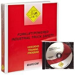 MARCOM Forklift/Powered Industrial Truck Safety DVD Program