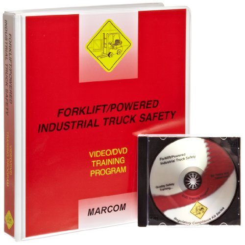MARCOM Forklift/Powered Industrial Truck Safety DVD Program