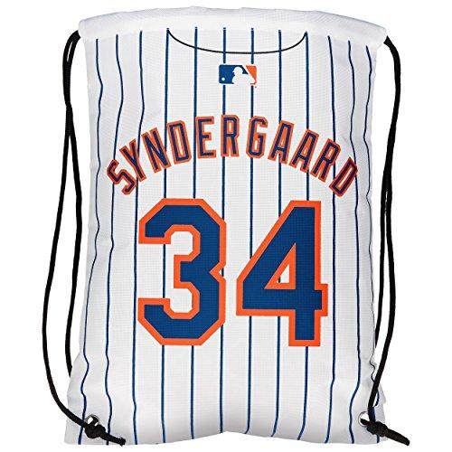 New York Mets Bean Bag - New York Mets Syndergaard N. #34 Player Drawstring Backpack