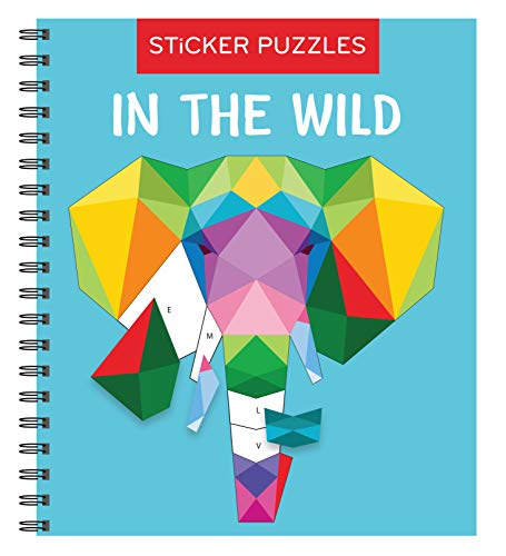 Sticker Puzzles: In the Wild