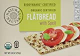 Natural Nectar Biodynamic & Organic Certified Flätbread with Spelt, 8.8 Ounce
