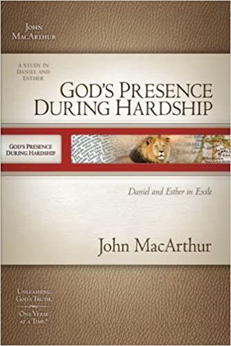 Kostenloser Ebook-Link-Download God's Presence During Hardship: Daniel and Esther in Exile (MacArthur Old Testament Study Guides) PDF iBook B005FOGNTI