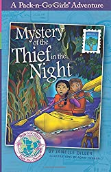 Mystery of the Thief in the Night (Pack-n-Go Girls Adventures - Mexico 1) (Pack-n-Go Girls - Mexico Book 1)