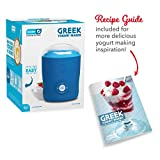 Dash Greek Yogurt Maker Machine with LCD Display