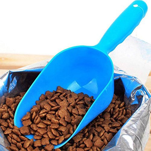 Feeding Spoon Rabbit (JINBEST Pet Dog Cat Capacity Food Scoop Feed Scoop)