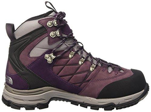 The North Face Verbera Hiker Ii Gore-Tex, Botines para Mujer, Morado Morado / Gris