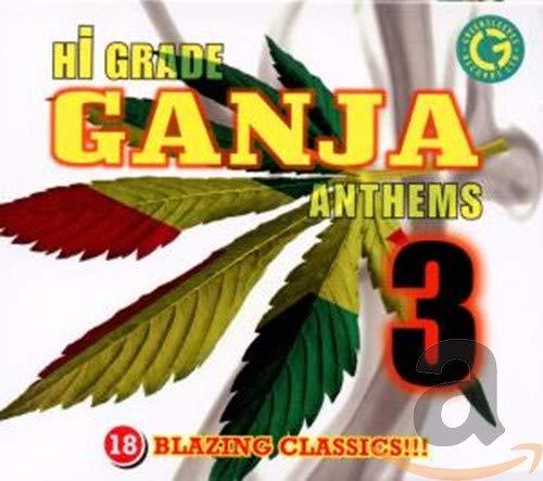 Hi-Grade Ganja Anthems Sacramento Tulsa Mall Mall Vol. 3