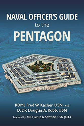 Naval Officer's Guide to the Pentagon (Blue & Gold Professional Library) (Pentagon Tank)