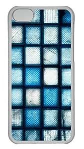 TYH - Armenia difficult blue Custom iPhone 5/5s Case Cover Polycarbonate Transparent ending phone case