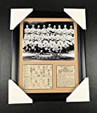 11x14 Framed & Matted 1919 Cincinnati Reds World Series Champions Team 8X10 PHOTO